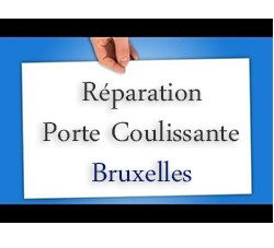 R paration porte coulissante fen tre ch ssis etterbeek for Reparation porte fenetre