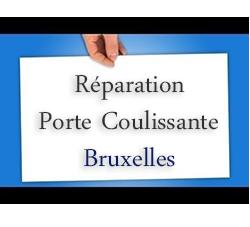 R paration porte coulissante fen tre ch ssis etterbeek for Reparation porte fenetre